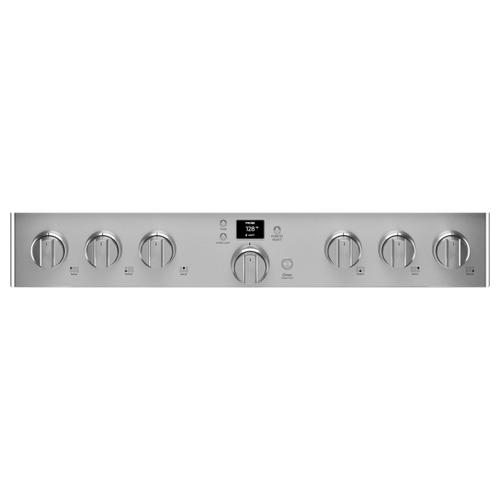 "Café 36"" Smart All-Gas Commercial-Style Range with 6 Burners (Natural Gas)"
