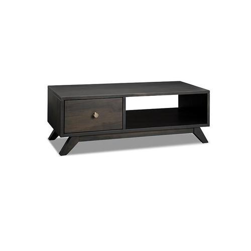 - Tribeca Coffee Table with Drawer & Open Space