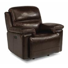 See Details - Fenwick Power Gliding Recliner with Power Headrest
