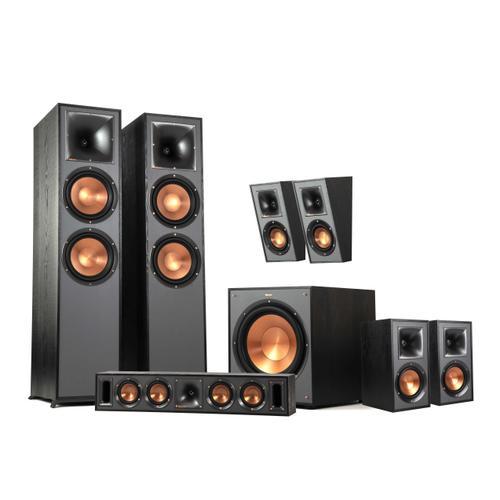 Klipsch - R-820F 7.1 Home Theater System