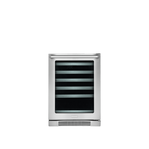 Electrolux - 24'' Under-Counter Wine Cooler with Right-Door Swing
