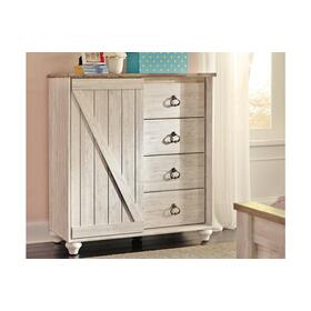 See Details - Willowton Dressing Chest Whitewash