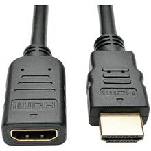See Details - High-Speed HDMI® Extension Cable with Ethernet, 6ft