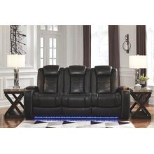 See Details - Party Time Power Reclining Sofa