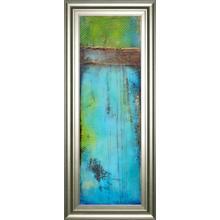 """""""Fisher Island Il"""" By Erin Ashley Framed Print Wall Art"""
