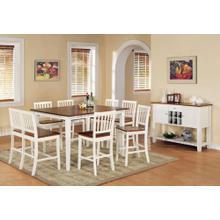 Product Image - Branson Counter Bench, White/Oak