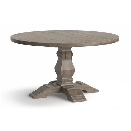 Tavern Maple Round Table