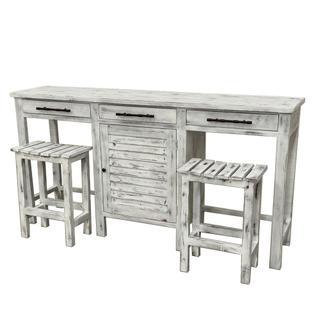 See Details - 3 Piece Sofa / Server Set