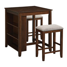 Regal Bar Height Dining Set