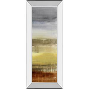 """""""Summer Rain I"""" By Lanie Loreth Mirror Framed Print Wall Art"""