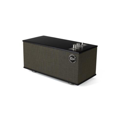 The One II - Wireless Shelf Stereo - Walnut