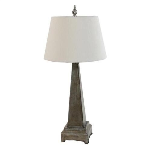 "35110  D15x33"" Table Lamp 2EA/CTN"