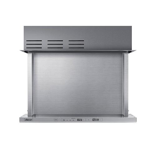 "30"" Warming Drawer, Integrated Panel-Ready"