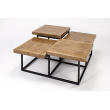 Coffee Table 44x44x18""