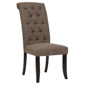 Tripton Dining Uph Side Chair Graphite