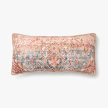 P0850 Blue / Rust Pillow