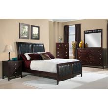 Lawrence Bedroom - Queen Bed, Dresser, Mirror, Chest, and Night Stand