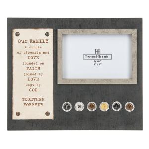Keys to Faith - Frames (4 pc. ppk.)