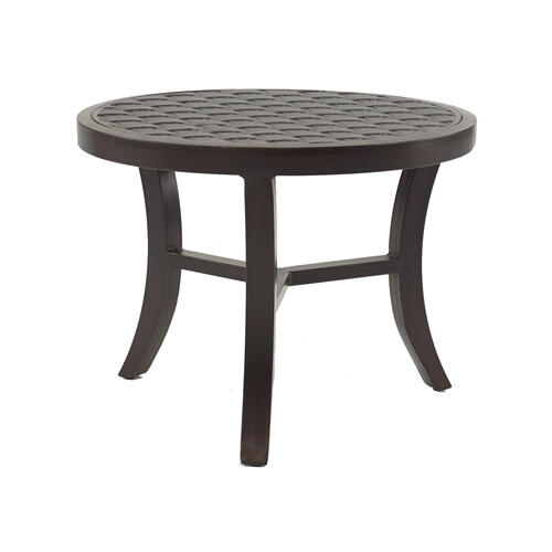 """Castelle - 26"""" Classical Round Occasional Table"""
