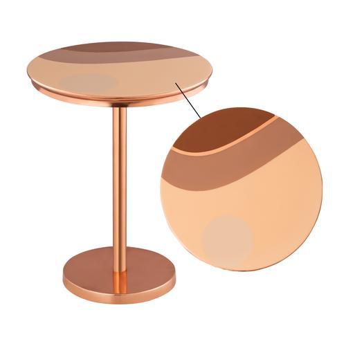 Tov Furniture - Sunset Handpainted Side Table