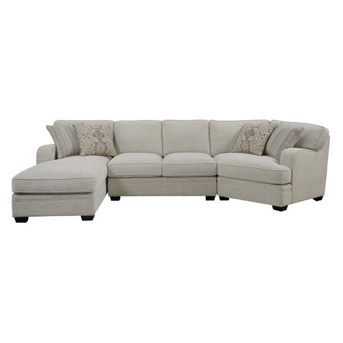 Gallery - Lsf Chaise Sectional