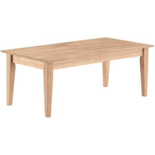 Product Image - Shaker Coffee Table