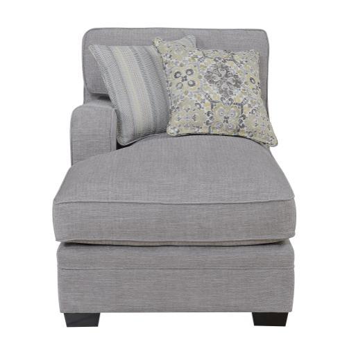 Emerald Home Lsf Chaise W/ 2 Pillows U4315-11-13a
