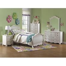 Elements International Youth Bedroom Chloe Bedroom
