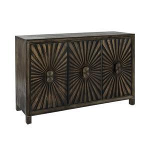 Liberty Furniture Industries - 3 Door Accent Cabinet