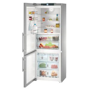 LiebherrFridge-freezer with BioFresh and NoFrost