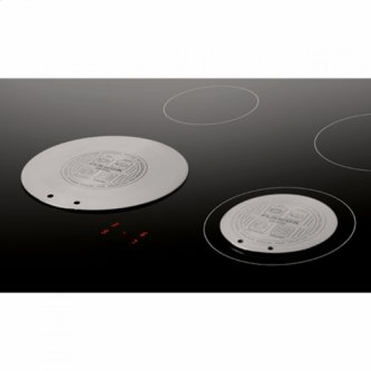 Trilaminate Magnetic Plates for Non Induction Pots
