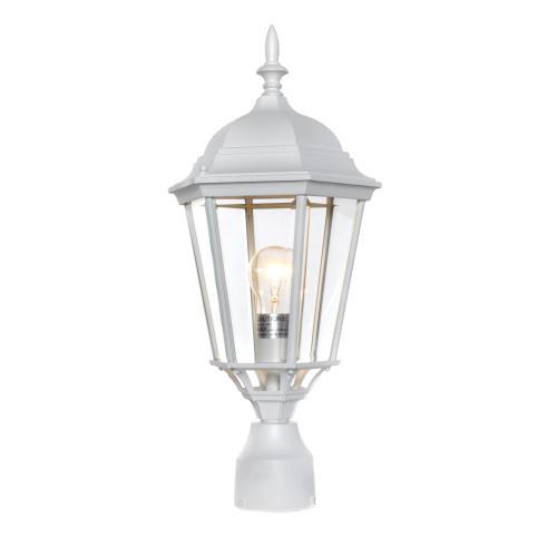 Westlake Cast 1-Light Outdoor Pole/Post Lantern