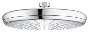 Tempesta 210 Shower Head 1 Spray Product Image