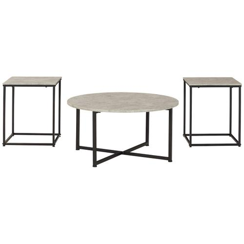 Lazabon Table (set of 3)