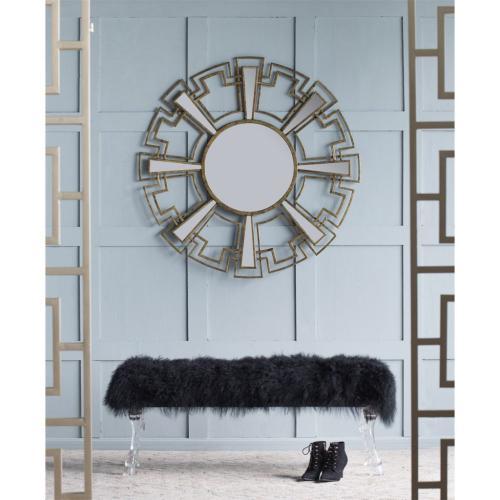 A & B Home - Rhodes Cafe Mirror