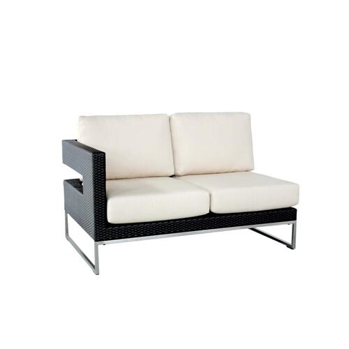 Vilano 2-Seater Left Arm