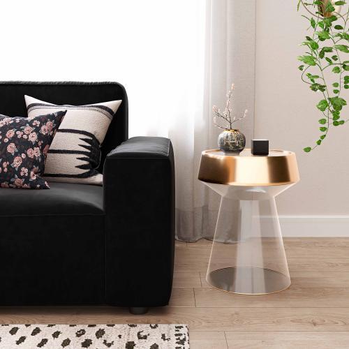 Tov Furniture - Trinity Side Table