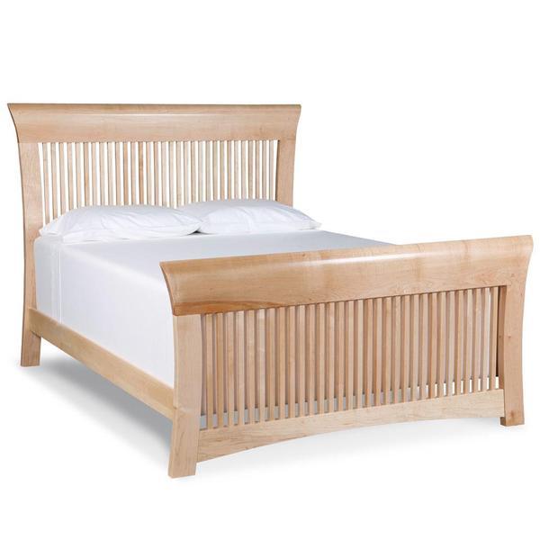 See Details - Loft Slat Bed, Queen