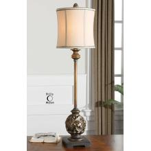 Shahla Bronze Buffet Lamp