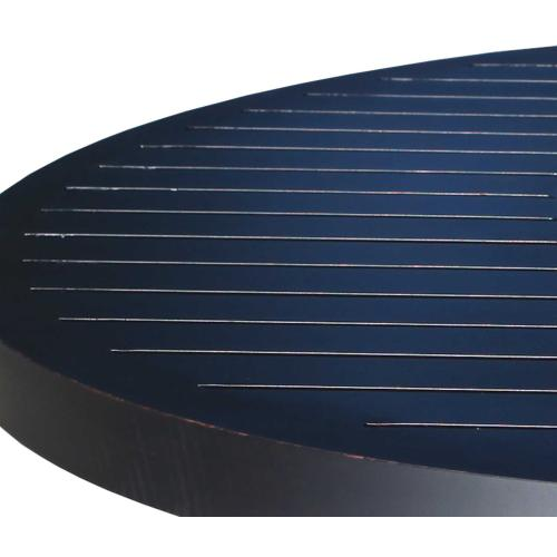 """Monaco 50"""" Dining Outdoor Fire Pit"""