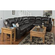 Wyoming Left Arm Facing Recliner Loveseat