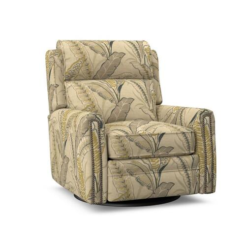 Camelot Swivel Reclining Chair C737-10M/SHLRC