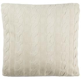 Sweater Knit Pillow - Natural