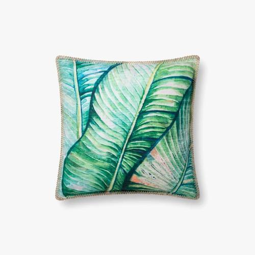 P0742 Green Pillow