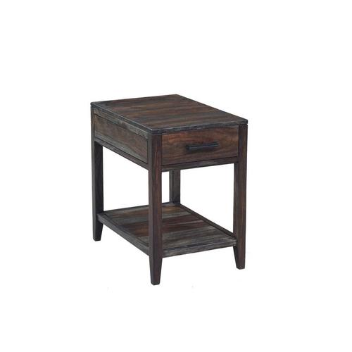 Fall River Obsidian Recliner Table - HC4496S01