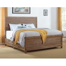 Seneca 3-Piece King Bed