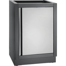 OASIS Cabinet with Reversible Door , Grey