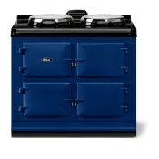 "AGA classic 39"" Dual Control Electric-Only Model, Dark Blue"