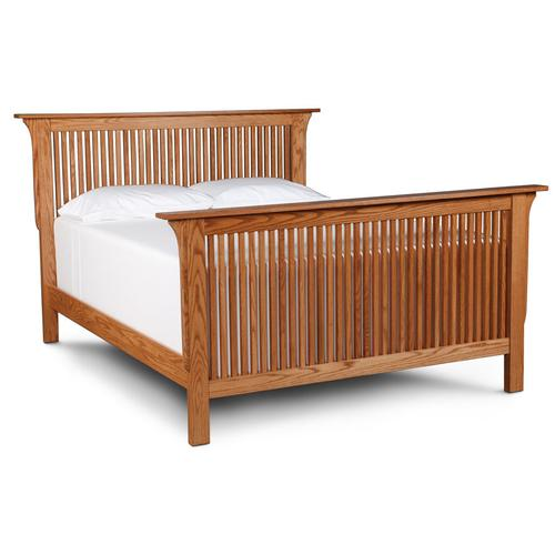 Prairie Mission Slat Bed, King