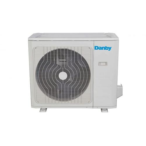 Danby 24,000 BTU Ductless Split System with Silencer Technology